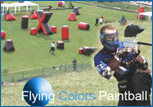 Flying Colours Paintball / Spielfeldvermittlung - Promotion - Training