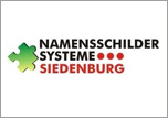 -  a-badge Namensschilder Systeme Siedenburg - Namenschild, Namenschilder