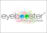 eyebooster.com - Color your eyes mit farbigen Kontaktlinsen!
